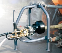 Tractor PTO Powered Pressure Cleaner