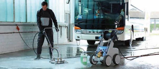 Kranzle-Floor-Cleaner
